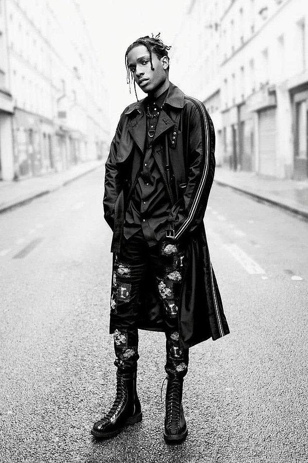 9. A$AP Rocky