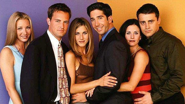 2. Friends'in özel bölümünün çekimlerine bu hafta başlanması gerekiyor.