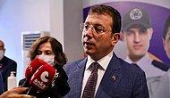 İmamoğlu'ndan Erdoğan'a 'Kanal İstanbul' Yanıtı: 'Af Dilemekle Kurtulamazsınız, Hukuk Önünde Hesap Verirsiniz'