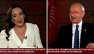 Kılıçdaroğlu'ndan Buket Aydın'a 2019 Göndermesi: 'Başlamadan Önce Güzel Bir Kahkaha Bekliyorum Sizden'