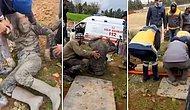 'İş Kazasında Yaralanan İşçinin Kıyafetleri Ambulans Kirlenmesin Diye Çıkarıldı' İddiası