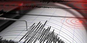 Burdur'da 3.7 Büyüklüğünde Deprem! AFAD ve Kandilli Rasathanesi Son Depremler