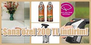 Ucuzunu Bulamıyorum Diye Üzülme! Sana Özel Kampanya İle Bahar Temizliğinde Kullanabileceğin En İyi 21 Malzeme