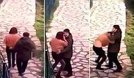 Görüntüler Sosyal Medyayı Ayağa Kaldırdı: İstanbul'un Göbeğinde Bıçaklı Sapık Dehşeti!