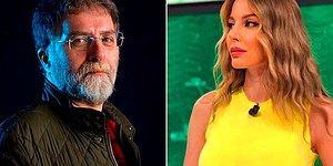 Ahmet Hakan'dan Hande Sarıoğlu'na Yanıt: 'Oryantal Yapan Avam Bir Şahsa Bulaştım'