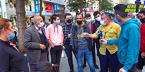 Erdoğan Giderse Suriye'den Beter Olacaksınız Diyen Kişi ile Ekonomi İyi Değil Diyenler Birbirine Girdi
