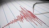 Çorum'da 4,3 Büyüklüğünde Deprem!
