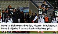 Kartal'dan Şampiyonluk İçin Dev Adım! Erzurum'dan 4 Gollü Galibiyetle Dönen Beşiktaş Farkı Açmaya Başladı