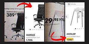 2009 ile 2021 Yılları Arasındaki IKEA Kataloğu Karşılaştırmasındaki Fiyatları Görünce Bir Miktar Üzüleceksiniz