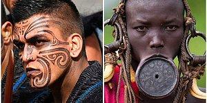 Dünyanın Farklı Bölgelerinden 'Yok Artık' Dedirten Enteresan Güzellik Algıları