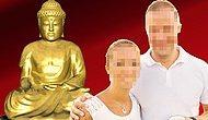 'Buda'cı 'Tao'cu Eşe Boşanma Davası: 'Bir Kadınla İnzivaya Gitti, Evde Sürekli Ayin Düzenledi'