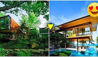 Bunlar Nasıl Ev? Gördüğünüz Anda Size Fakirliğinizi Sorgulatacak 28 Mimari Harikası