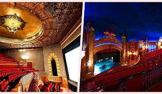 Sanatseverlerin Aklını Başından Alacak Dünyanın En Güzel 50 Sinema Salonu