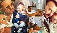 Baba ve Çocuk İlişkilerindeki Tatlılıkla Evlilik Arzumuzu Arttıran Ünlüler