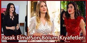 Yasak Elma'nın Son Bölümünde Ender, Yıldız ve Şahika'nın Göz Kamaştıran Kıyafetleri