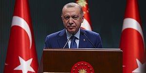 Erdoğan Yeni Tedbirleri Açıkladı: 'İki Haftalık Kısmi Kapanma Uygulayacağız'