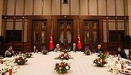 Erdoğan Toplu İftarların Yasaklandığını Duyurmasının Ardından Toplu İftara Katıldı!