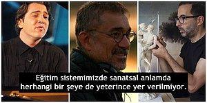 Dünya Sanat Gününde 'Türkiye'de Sanat Yapmak ve Sanatçı Olmak Neden Zor?' Sorularına Verilebilecek 15 Cevap