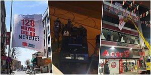 Kılıçdaroğlu'ndan Erdoğan'a Pankart Tepkisi: 'Vinçler Yetmemiş, Özel Harekat Polisleri Göndermişsin'