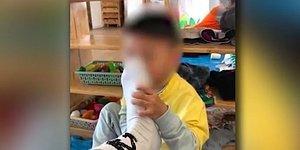 Anaokulu Öğrencilerine Ayaklarının Koklatan Öğretmen Açığa Alındı