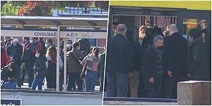 Tartışmalar Yaşanıyor! İstanbul'da Toplu Ulaşımda Yoğunluk Başladı