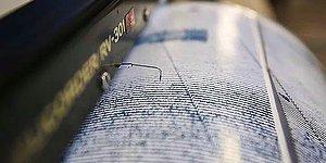 Son Depremler: Akdeniz'de Datça Açıklarında 5.3 Büyüklüğünde Deprem