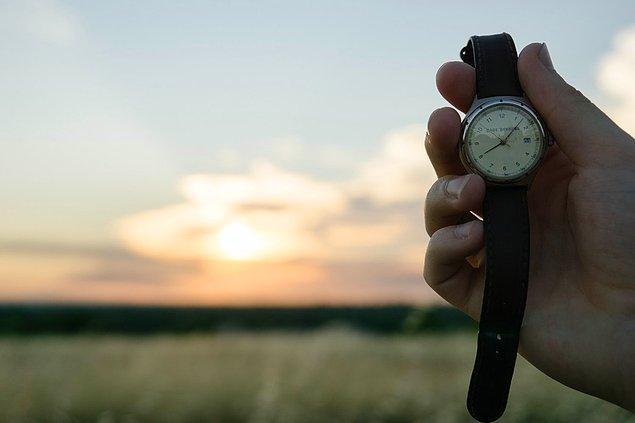 12. İhtiyacınız olduğunu düşündüğünüzden daha uzun bir zaman seçin.