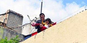 'Onun Kanı Akarsa Büyü Bozulacak' Diye Bağırıp, Kızını Damdan Sarkıtarak Atacağını Söyledi
