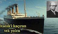 Dünyanın En Şanslı İnsanı: Titanik'i Kaçırarak Büyük Bir Felaketten Kurtulan Türk Yolcu: Doktor Ömer Besim