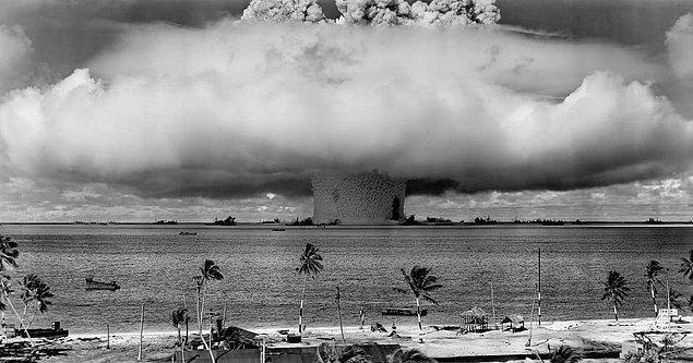 2. Nükleer savaş