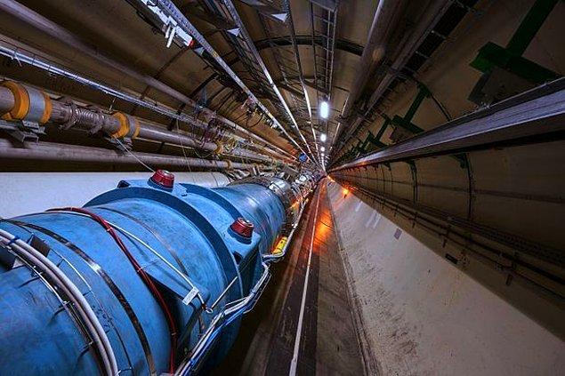 9. Büyük Hadron çarpıştırıcısı