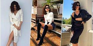 13 Adımda Glutene Savaş Açtıktan Sonra Güzelliğine Güzellik Katan Nesrin Cavadzade'nin Stilini Analiz Ediyoruz