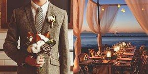 Sevgilin İçin Damatlık Seç, Düğününün Nerede Olacağını Söyleyelim!
