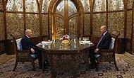 Erdoğan ve Bahçeli'den 'Özbek Otağı'nda Baş Başa İftar