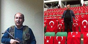 AKP'li İl Yöneticisinden Bildiriye İmza Atan Emekli Amirallere Kalaşnikoflu Tehdit