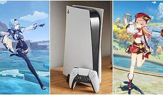 Son Zamanların Popüler Ücretsiz Oyunlarından Genshin Impact'in PS5'e Geleceği Tarih Açıklandı