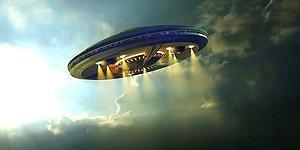 Burçak Yüce Yazio: UFO'lar Ufukta Göründü