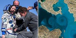 NASA'nın Yarışmasında Birinci Olmuştu: Van Gölü'nü Uzaydan Fotoğraflayan Astronot Dünya'ya Döndü