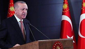 Erdoğan: '2021'i Ülkemiz İçin Bir Şahlanış Yılına Dönüştüreceğiz'
