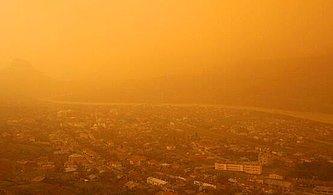 Meteoroloji İl İl Uyardı! Pazar Akşamına Kadar Sürecek
