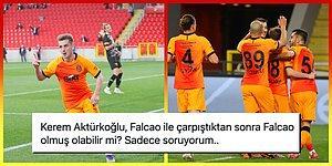 Kerem Aktürkoğlu İzmir'de Cimbom'a Hayat Verdi! Galatasaray Bu Sezon İlk Defa Geriye Düştüğü Bir Maçı Kazandı