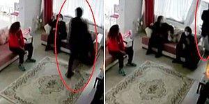 Mahkeme Kararı ile 4 Aylık Bebeğini Görmeye Giden Baba, Bebeği Camdan Atlayarak Kaçırdı
