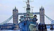 İngiltere, Karadeniz'e İki Savaş Gemisi Gönderiyor