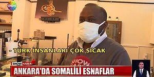 'We Come From UK' Cümlesinin Çevirisini 'Türk İnsanları Çok Sıcak' Olarak Yayınlayan Show Haber Gündem Oldu