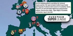 Futbolda Kaos Gecesi! 12 'Elit Takım' Avrupa Süper Ligi'ni Kurduklarını Açıkladı