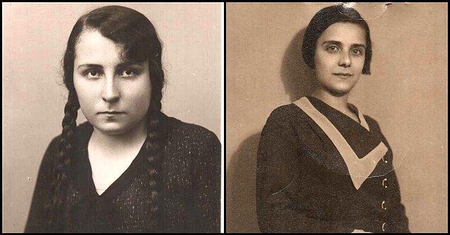 Cumhuriyetin ilk kadın polislerini de unutmayalım elbette! Soldaki hanımefendi ilk kadın polis amirimiz Fatma Hüceste Arcan, 2 Ekim 1932'de göreve başlar.