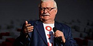 Polonya'nın Eski Cumhurbaşkanı Walesa, İnternette İş Arıyor
