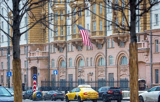 ABD Moskova Büyükelçisi Washington'a dönüyor