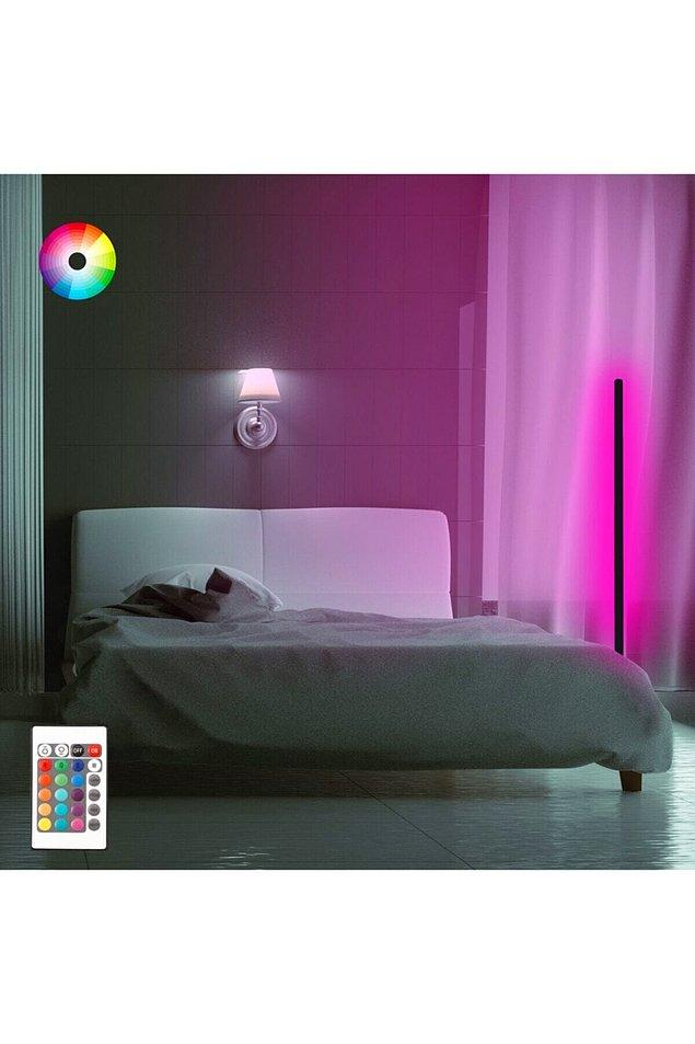 1. BİM'de bu lambaderi görseniz, bunun bir sopadan daha fazlası olduğunu öğrendiğinizde küçük bir şok geçirebilirsiniz.