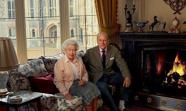 5. İngiltere Kraliçesinin Yatak Odası